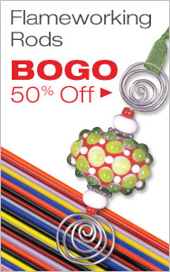 BOGO Glass Rod Assorts
