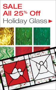 Holiday Glass Sale
