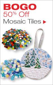 BOGO Mosaic Tile