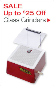 Glass Grinders Sale