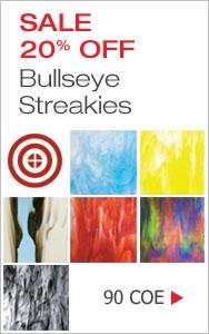 Bullseye Streaky Sale