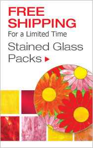 Free Shipping Glass Packs