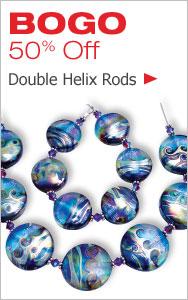 BOGO Double Helix Rods