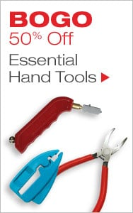 BOGO 50% Off Hand Tools
