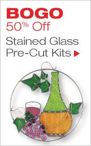 BOGO 50% Off Pre-Cut Kits