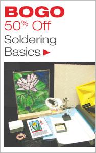 BOGO 50% Off Soldering Basics