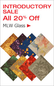 MLW Glass Sale