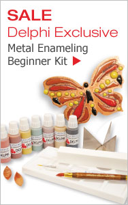 Metal Enamel Kit
