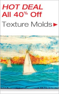 Sale 40% Off Texture Molds