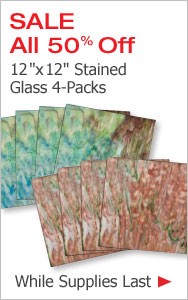 DT overstock glass sale