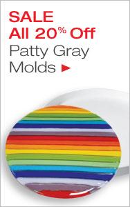 Patty Gray Molds Sale