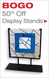 BOGO Display Stands