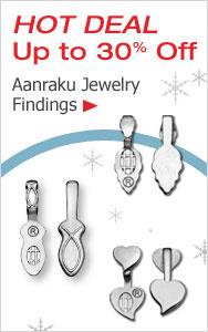 Aanraku Jewelry Findings Sale