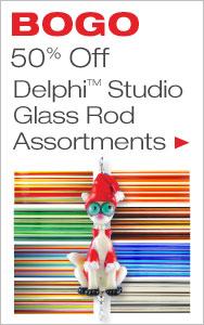 BOGO Glass Rod Assorts
