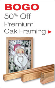 Oak Framing Bogo