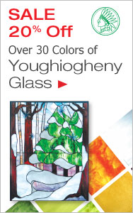Youghiogheny Glass Sale