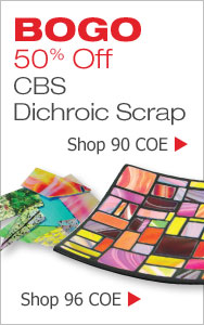 BOGO CBS Dichroic Scrap