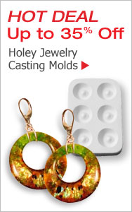 Holey Jewelry Casting Molds