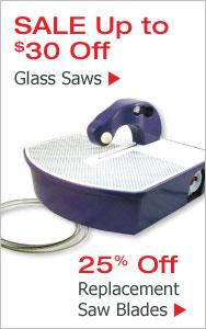 Glass Saw Sale