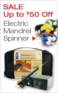 Electric Mandrel Spinners Up to $50 Off