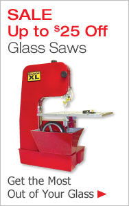 SALE Up to $25 Off Glass Saws