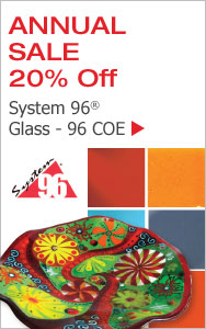 Annual System 96® Glass Sale