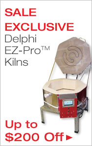 Save on Delphi EZ-Pro Kilns