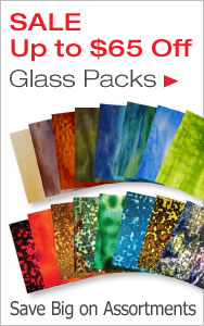 Stained Glass Packs Sale