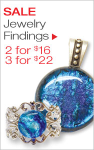 Buy More and Save on Jewelry Findings