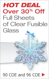 Save Over 30% Off Clear Fusible
