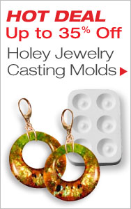 Up to 35% Off Jewelry Molds