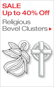 Religious Bevel Clusters Up to 40% Off