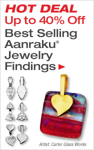 Up to 40% Off Aanraku Jewelry Findings