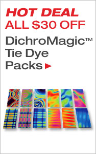 Tie Dye Packs All $30 Off