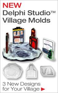 NEW Village Mold Designs