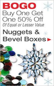 BOGO 50% Off Boxed Bevels and Nuggets