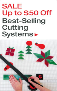 Up to $50 Off Best Selling Cutting Systems
