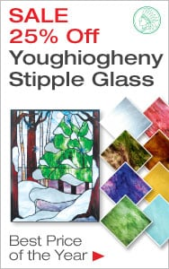 25% Off Youghiogheny Stipple