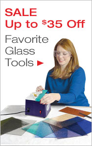 Glass Tools Sale Up to $25 Off