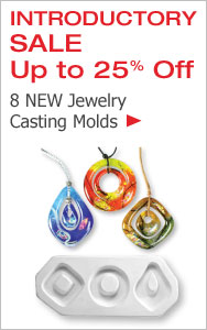 Jewelry Molds Intro Sale