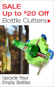 Up to $20 Off Bottle Cutters