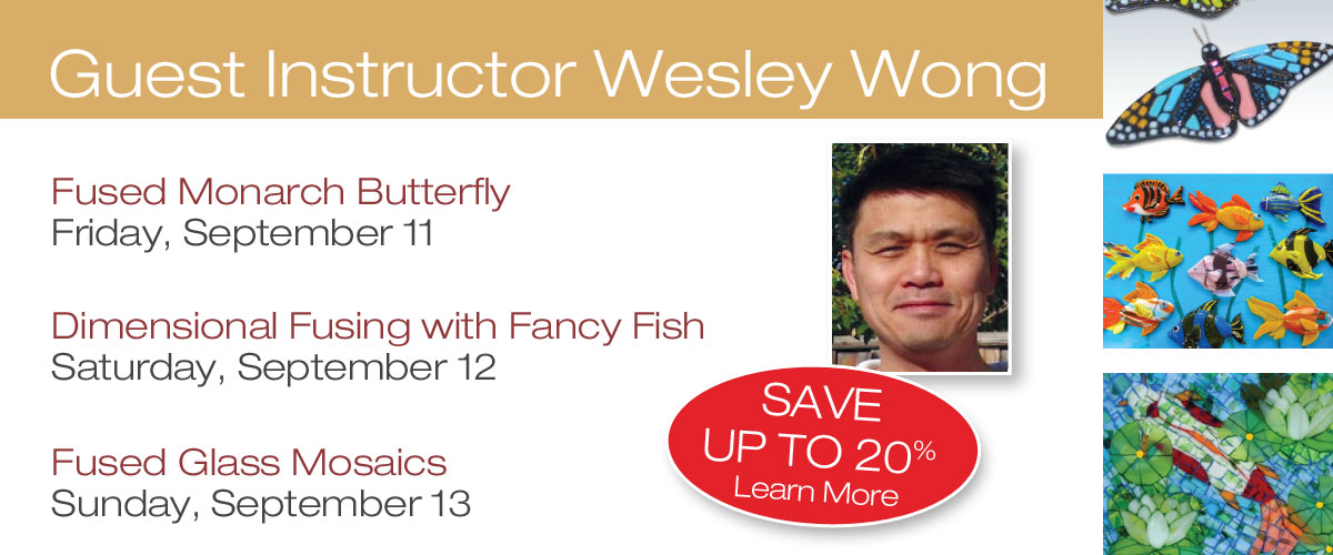 Wesley Wong Classes