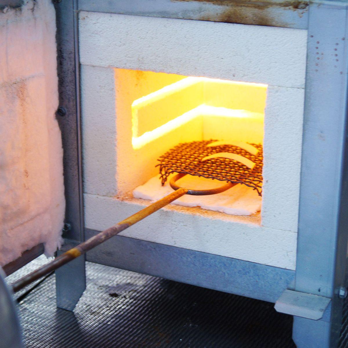 Image result for Enamelling Furnace tools
