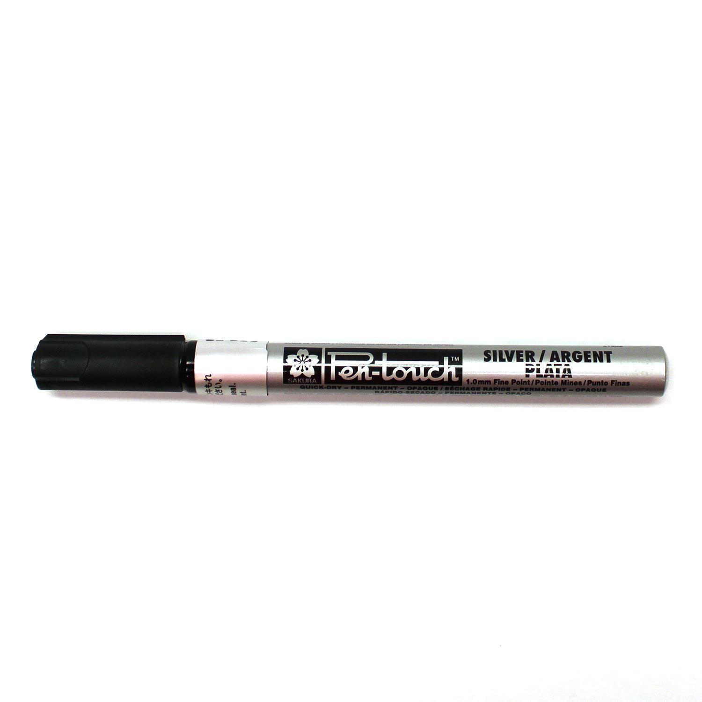 Silver Pilot Pen - Fine Point