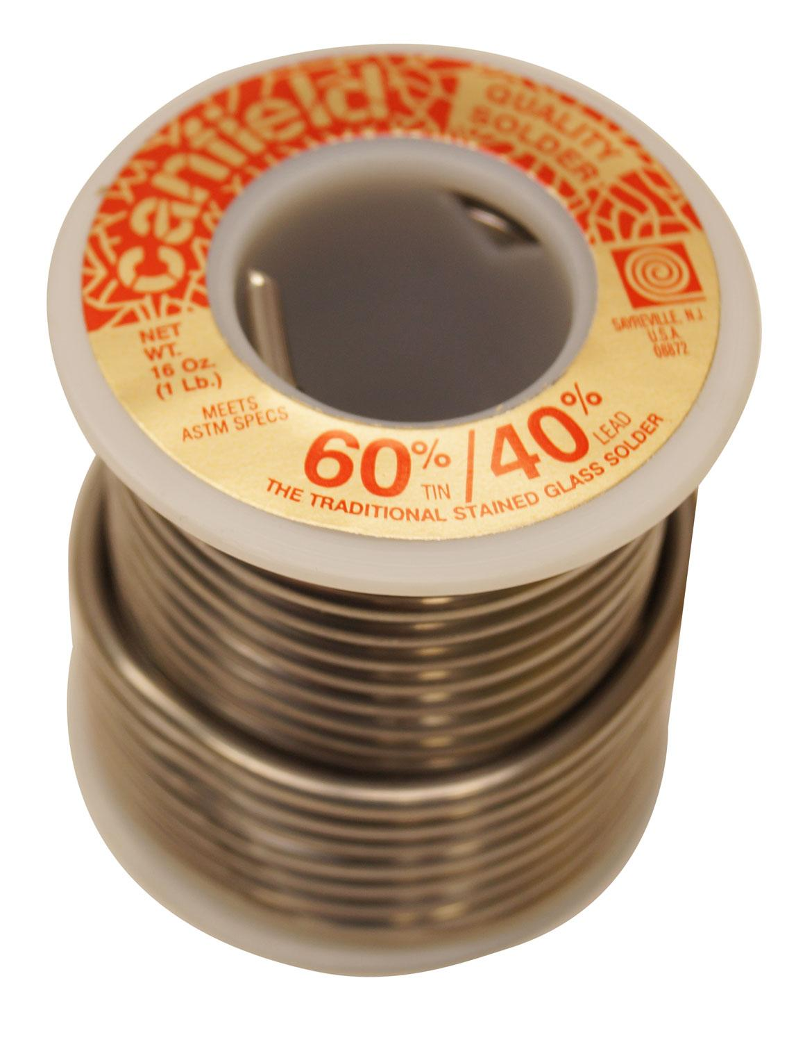 Canfield 60/40 Solder - 1 lb.