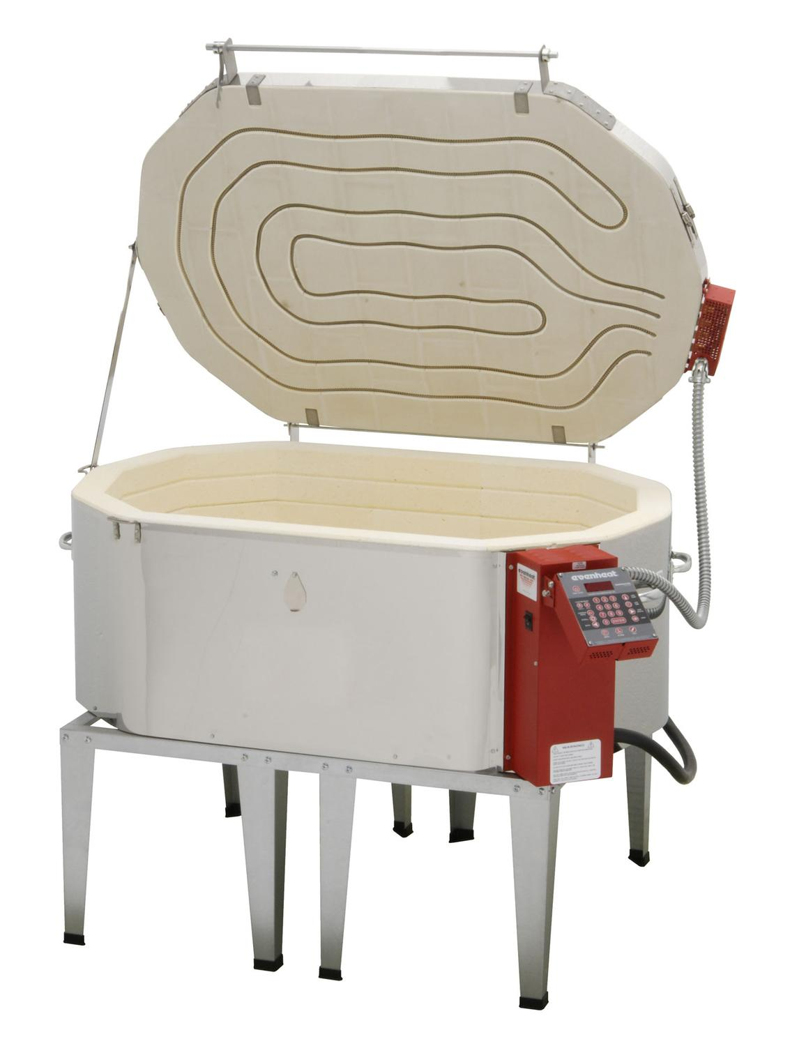 GTS 2541-9 25 Floor Kiln With RampMaster With Express Mode