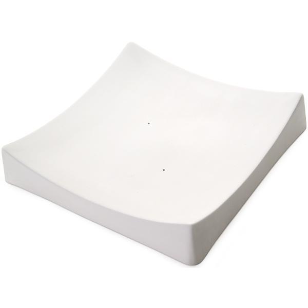 10-1/8 x 10-1/8 x 1-7/8 Square Slumper Mold