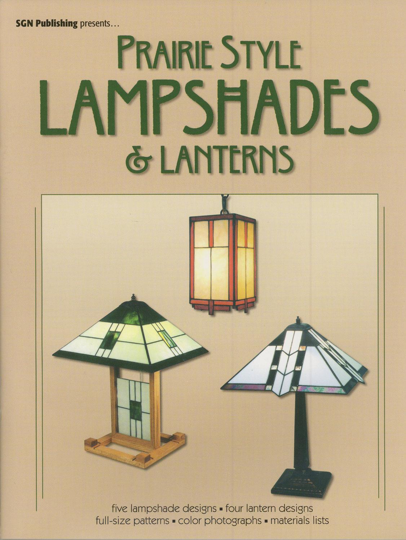 Prairie Style Lamp Shade Patterns Lamp Design Ideas