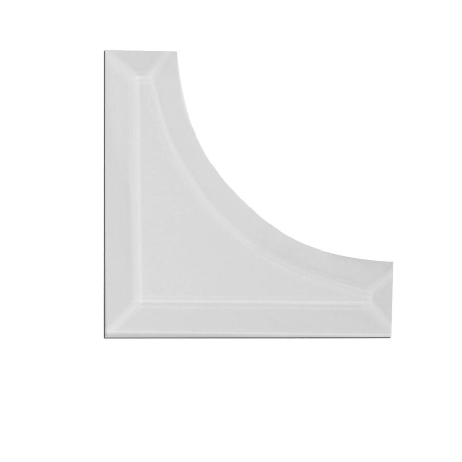 1 x 3-1/2 corner bevel (elbow)