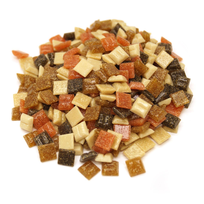 3/8 Desert Glass Tile Mix - 1/2 lb